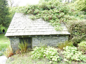 かわいい小屋