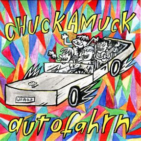 Chuckamuck, Punk, Garage, Indie, Berlin, Oska Wald, Lorenz o'Tool, Jiles, Musikproduzent Berlin