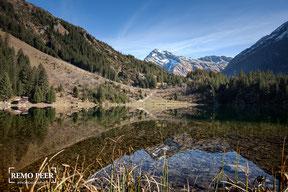Madranertal Golzernsee Chärstlenbach Bergsee