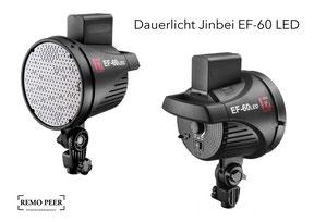 Dauerlicht Jinbei EF-60 LED
