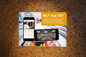 Veranstaltungsflyer App