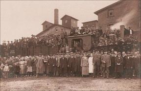 Bild: Teichler Wünschendorf Chamottefabrik