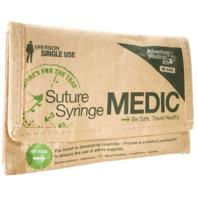 Adventure Medical Kits Suture Syringe Medic