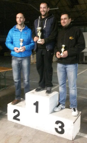 Podium des Experts