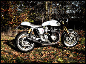 Triumph Thruxton Custombike