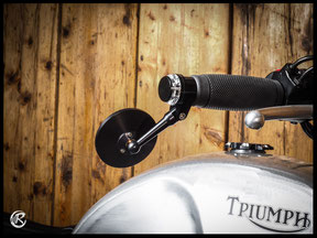 Triumph Bonneville Lenkerendenblinker