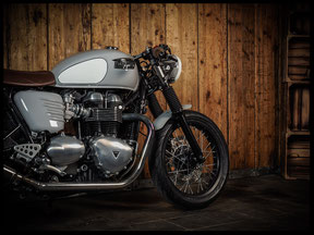 Thruxton Custom Bike