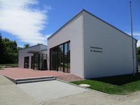 Neubau Gemeindehaus