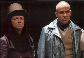 Othello (mit Dietmar Lahaine)   Neustrelitz