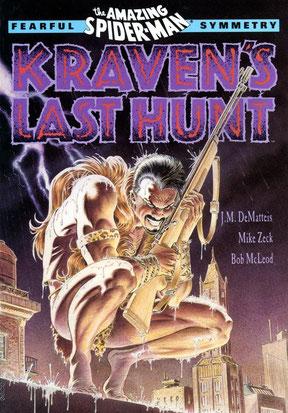 La última cacería de Kraven