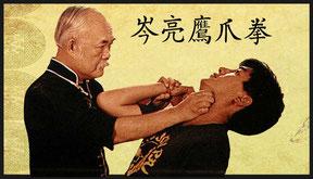 Grandmaster Shum & Master Ghee Tsang