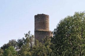Turm von Corsavy