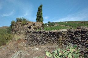 Ruines de Montserrat