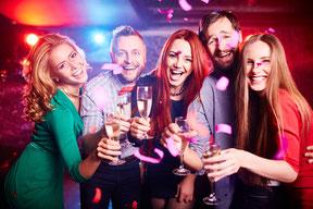 Geburtstags-DJ Party-DJ Steve Groove