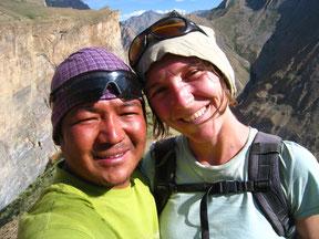 Karma Lama und Lene Löwenherz