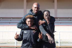 CS Mainvilliers Football  Ndu U14 R2