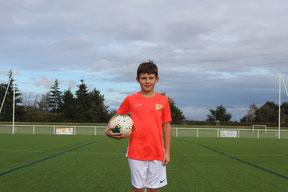 CS Mainvilliers Football Sacha Delanoue M1V'Academy