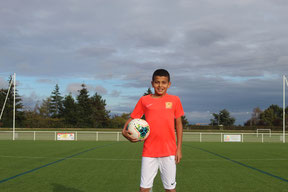 CS Mainvilliers Football Yassine Nacer M1V'Academy
