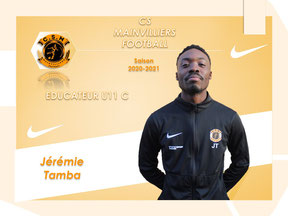 CS Mainvilliers Football Jérémie Tamba