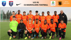 CS Mainvilliers Football U15 R1