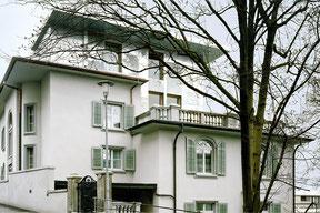 Aufstockung und Renovation, Haus Gnekow-Kopp, Luzern