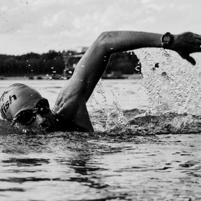 Triathlon Swimming Minimalist Biohacker Stamina
