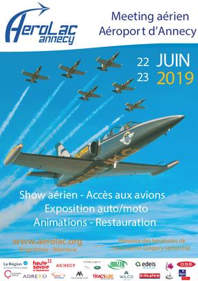 AéroLac Annecy 2019 Haute-Savoie
