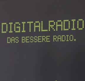 Digitalradio – eine der Kernkompetenzen von Ernst S. Werder