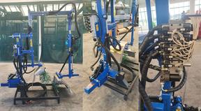 MEDL VBC Rotofix Überzeilenstockputzer  |jetzt bei Medl Landtechnik - Landmaschinen Großhandel kaufen