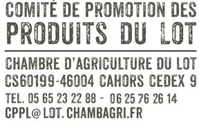 Adresse comité de promotion des produits du Lot
