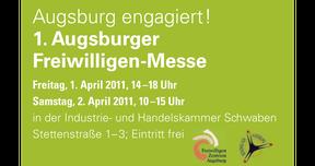 Freiwilligen-Zentrum Augsburg - 1. Augsburger Freiwilligen-Messe 2011