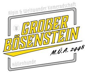 Großer Boesenstein; wandern; hiking; trekking; mountaineering