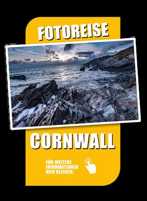 Fototour Cornwall - Fotoreise Südengland
