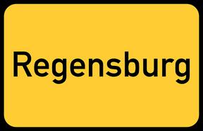 Regensburg - Tegernheim - Donaustauf . Schwabelweis