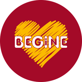 Begine - Button