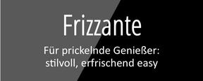 Weingut Hufnagel Neckenmarkt, Frizzante für prickelnde Genießer, stilvoll, erfrischend easy