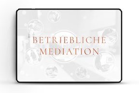 Betriebliche Mediation