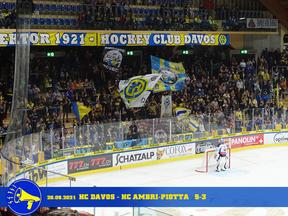 26.09.2021 HC Davos vs. HC Ambri-Piotta 5:3