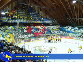 11.09.2021 HC Davos vs. SC Bern 3:1