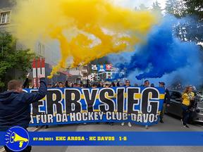 07.08.2021 EHC Arosa vs. HC Davos 1:6