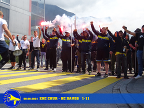 08.08.2021 EHC Chur vs. HC Davos 1:11