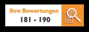 181-190 - Bewertungen Ihrer Kauferfahrungen beim Gebrauchtwagenkauf bei aaf Automobile am Flughafen, Hamburg-Norderstedt