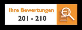 201-210 - Bewertungen Ihrer Kauferfahrungen beim Gebrauchtwagenkauf bei aaf Automobile am Flughafen, Hamburg-Norderstedt