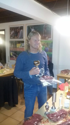 2. Platz, Gay Oliver Blink