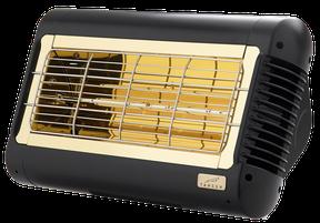 TANSUN Infrarot Wärmestrahler MONACO 1,5 kW mit Goldröhre
