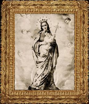 Rosendraht Rosendraht.de Schmuck Schmuckmanufaktur gesegnet Segen Jesus Maria Gott Heiliger Geist Trinität Glauben spirituell Rosenkranz Gebetskette Talisman Marienstatue Muttergottes katholisch