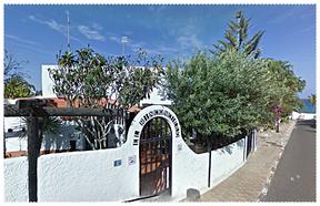 Ferienhaus mieten in Costa Calma am Strand.