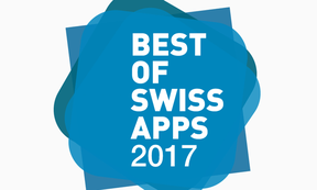 Hoan Luu - Award Best of Swiss App 2017