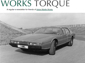 Lagonda: Back to the Future