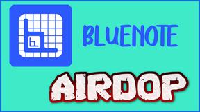bluenote airdrop